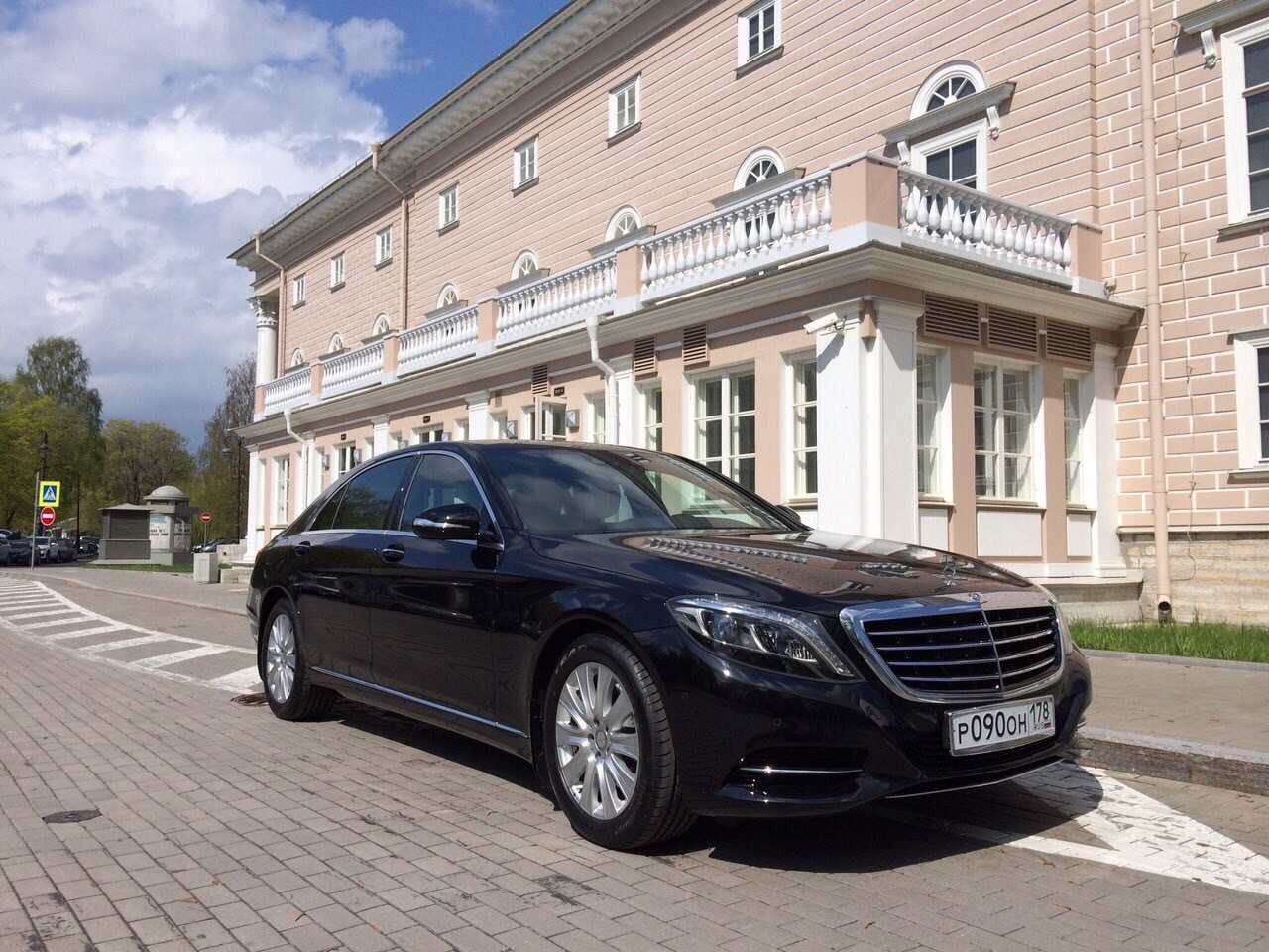 Business tours in St. Petersburg