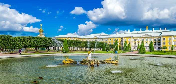 Treasures of the Peterhof