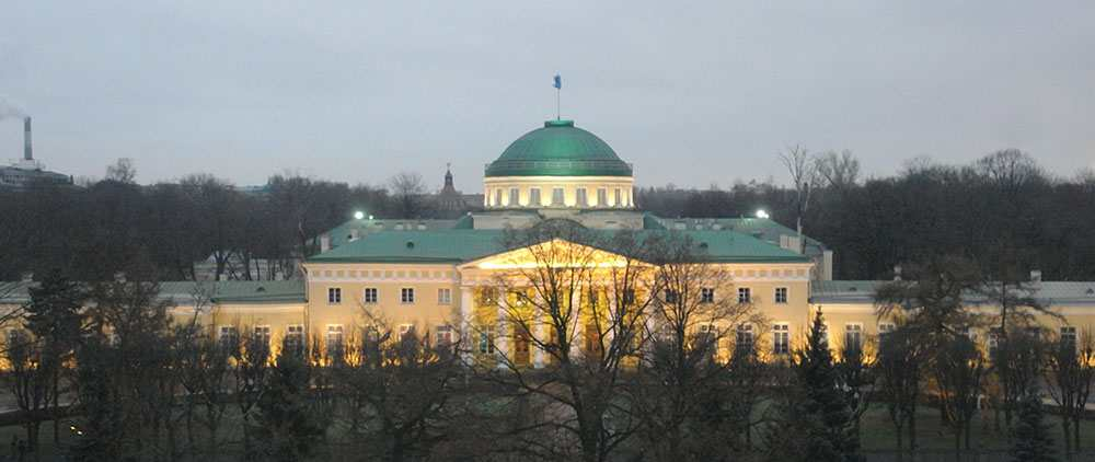 The Tauride Palace