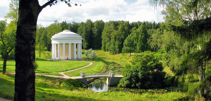Excursion to Pavlovsk