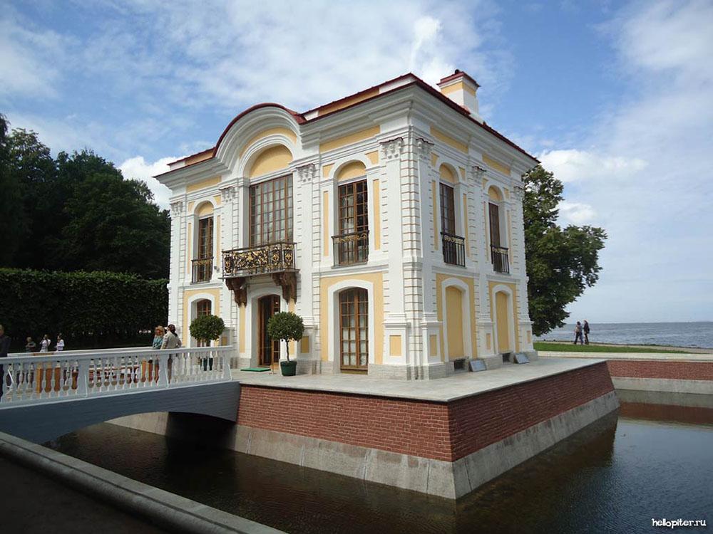 museums of the Petershof's